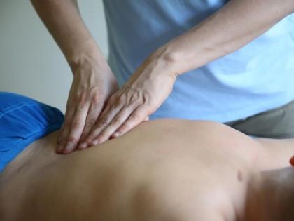Zapraszamy na masaż i terapię manualną