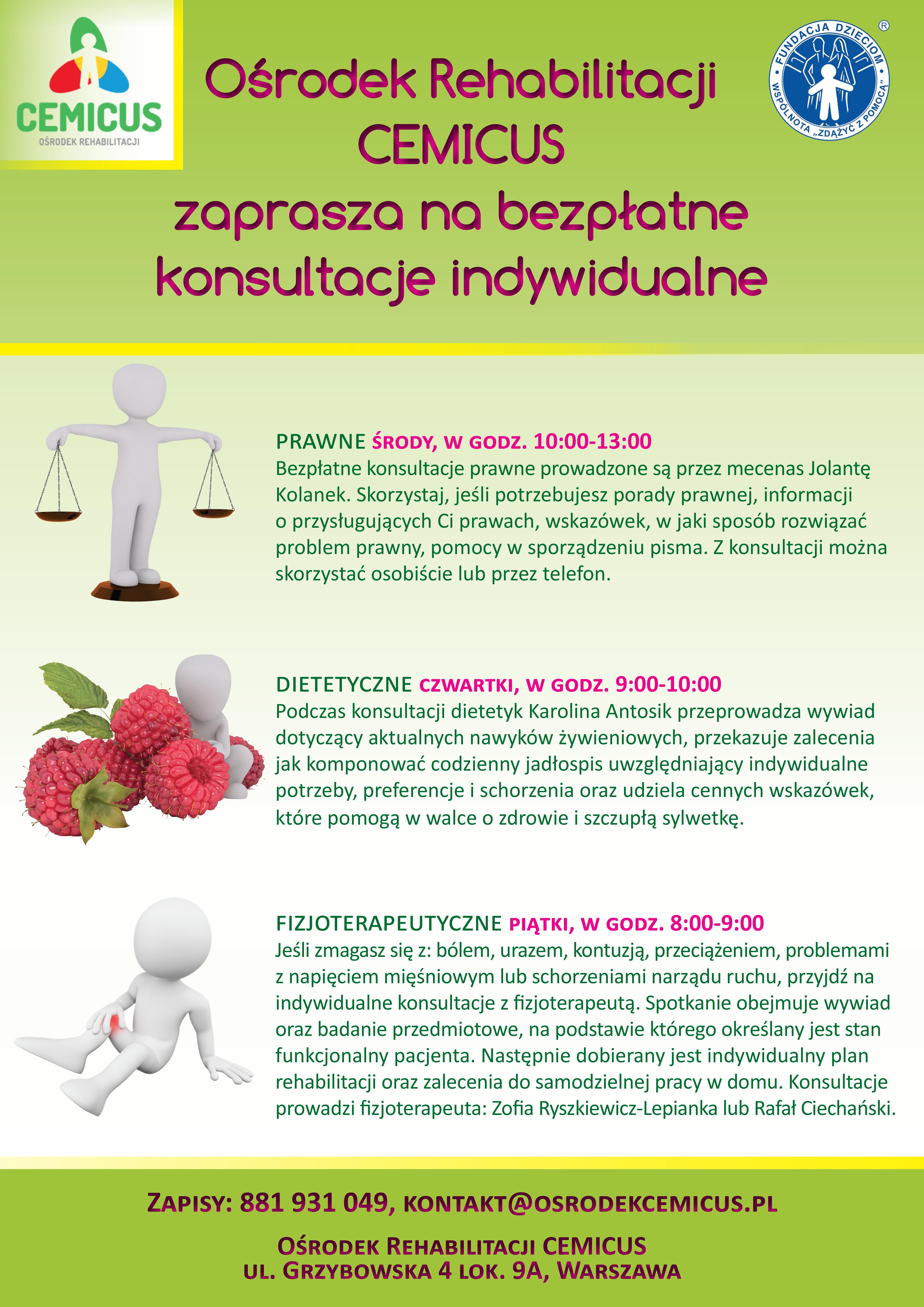 bezplatne zajecia_cemicus
