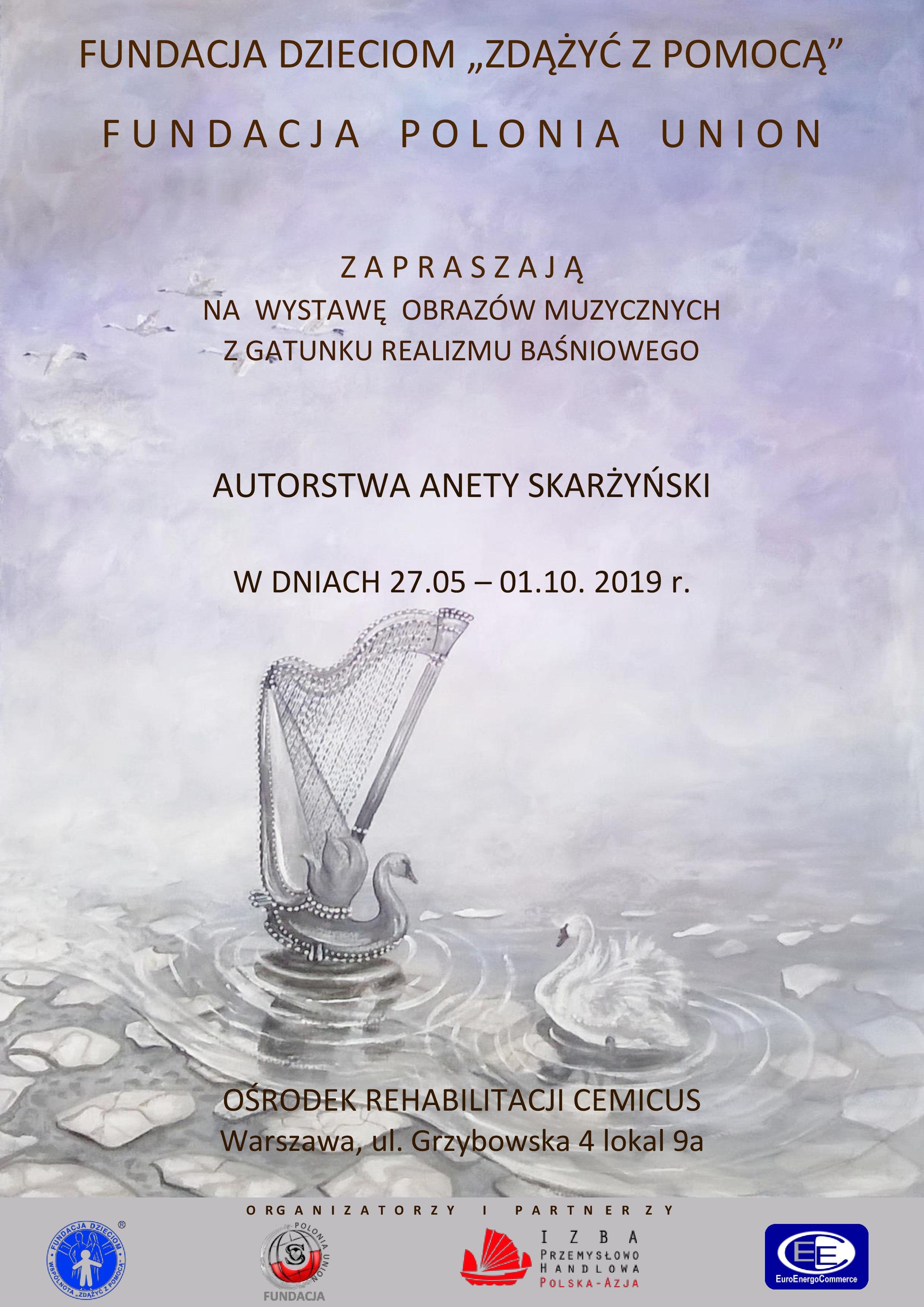 Plakat wystawy 1