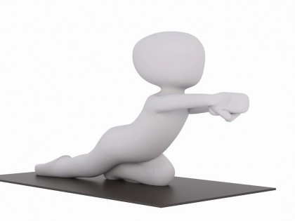 Joga dla kręgosłupa