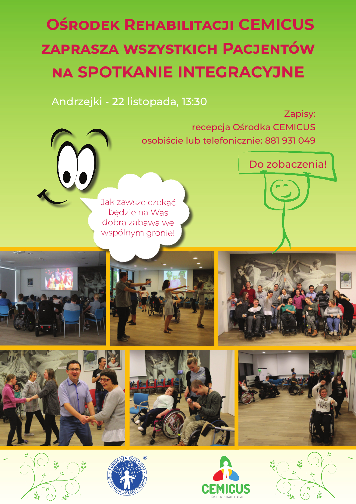 spotkania integracyjne_CEMICUS2